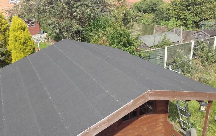 roof felt 1