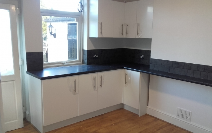 kitchen refit 2
